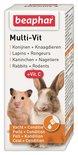 Beaphar multi-vitamine knaagdier en konijnen
