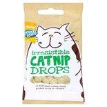 Irresistable catnip drops