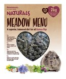 Rosewood naturals meadow menu guinea pig