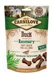 Carnilove soft snack eend / rozemarijn