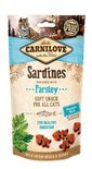 Carnilove soft snack sardines / peterselie
