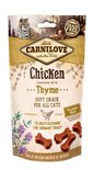Carnilove soft snack kip / tijm