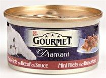 24x gourmet diamant mini filets met rundvlees