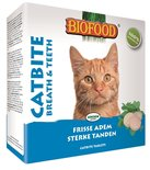 Biofood catbite kattensnoepje (tandverzorging)