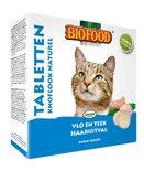Biofood kattensnoepjes bij vlo naturel