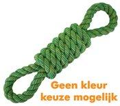 Happy pet king size coil 8 vormig touw
