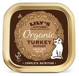 Lily's kitchen cat organic turkey dinner