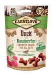 Carnilove crunchy snack eend / framboos