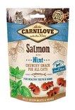 Carnilove crunchy snack zalm / munt
