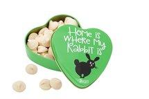Sanal hartenblik home is where my rabbit is snoepjes