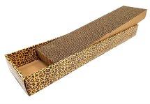 Croci krabplank homedecor dierenprint luipaard