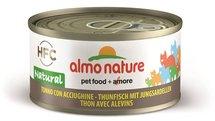 24x almo nature cat tonijn/sardines
