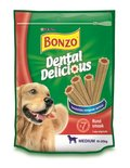 6x bonzo dental delicious rund smaak