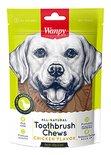 Wanpy toothbrush chews chicken flavor