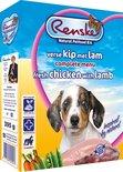 10x renske vers vlees puppy