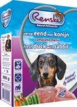 10x renske vers vlees eend/konijn
