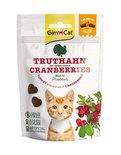 Gimcat crunchy snack kalkoen met cranberry