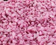 Aqua-della glamour steen antiek roze