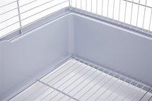 Imac vogelkooi irene 4 grijs / wit