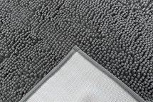 Trixie schoonloopmat waterdicht grijs