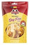 Snuffle dog fries crispy