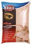 Trixie reptiland basiszand voor woestijnterraria geel