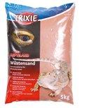 Trixie reptiland woestijnzand terraria rood