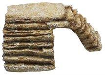 Komodo hoektrap met uitsparing zand