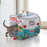 Kong play spaces camper kattentent