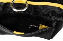 Trixie sporting snack-zakje zwart / geel