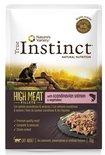True instinct pouch high meat adult salmon fillets