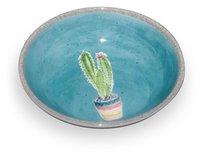 Tarhong voerbak kat cactus