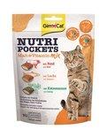 Gimcat nutri pockets malt-vitaminemix