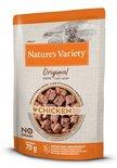 Natures variety original pouch chicken
