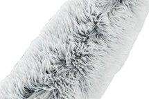 Trixie hondenkussen kussenrol harvey wit / zwart