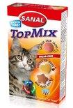 Sanal cat topmix snacks