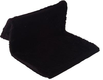 Radiator hangmat zwart