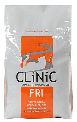 Clinic kat fri nierdieet