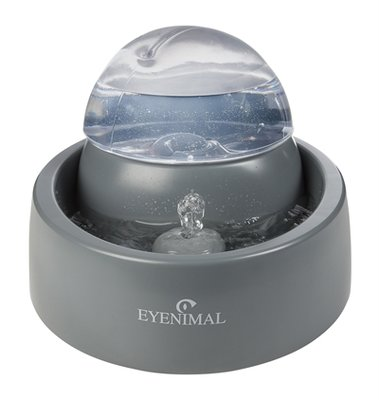 Eyenimal waterfontein grijs