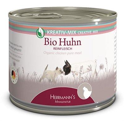 Herrmanns bio pure chicken