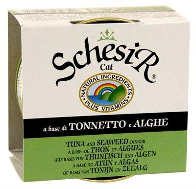 14x schesir kat tonijn/zeewier