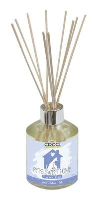 Croci pet's sweet home parfum diffuser talk