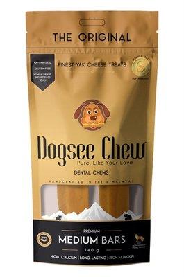 Dogsee chew medium bars