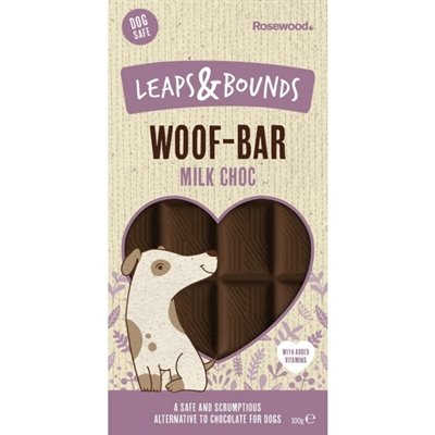 Rosewood hondenchocolade melk