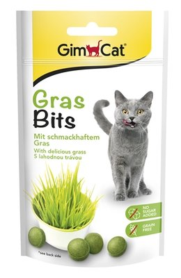 Gimcat gras bits