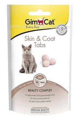 Gimcat skin & coat tabs