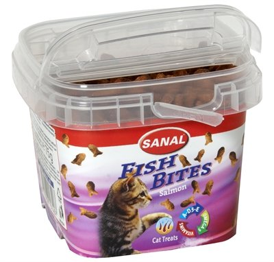 Sanal cat fish bites cup