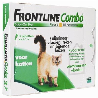 Frontline kat combo spot on