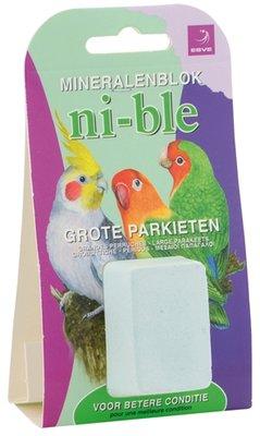 Esve ni-ble mineralenblok grote parkiet groen