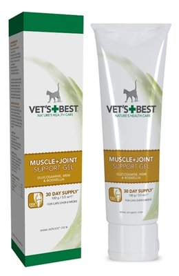 Vets best muscle+joint support gel kat